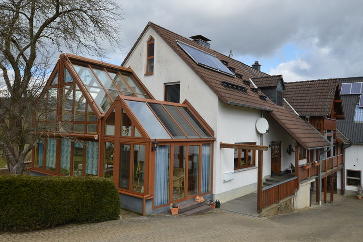 Vakantiehuis  met wifi  KerpenFerienwohnung Loogher Mühle