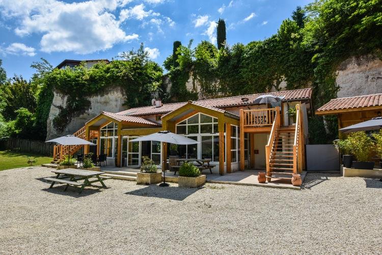 Vakantiehuizen Frankrijk | Cote-Atlantique | Villa te huur in Aubeterre-sur-Dronne   met wifi 14 personen