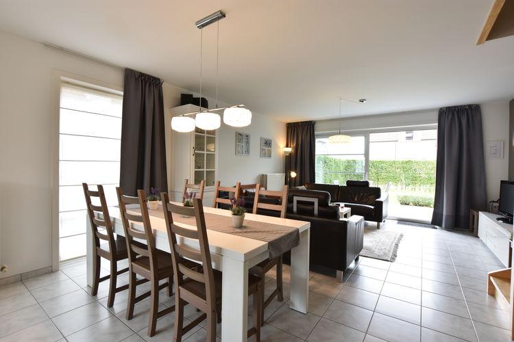 Vakantiewoning België, West Vlaanderen, De Haan vakantiewoning BE-0011-32