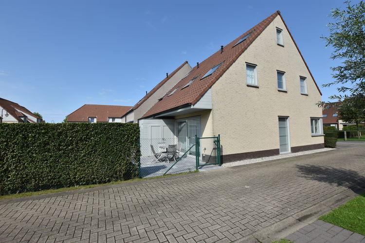 vakantiehuis België, West Vlaanderen, De Haan vakantiehuis BE-0011-32