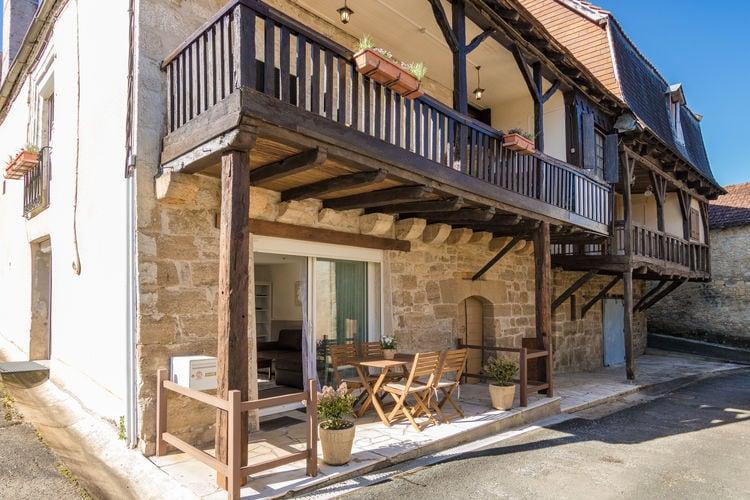Appartement huren in Dordogne -   met wifi  voor 3 personen  Proef de Franse sfeer van weleer i..