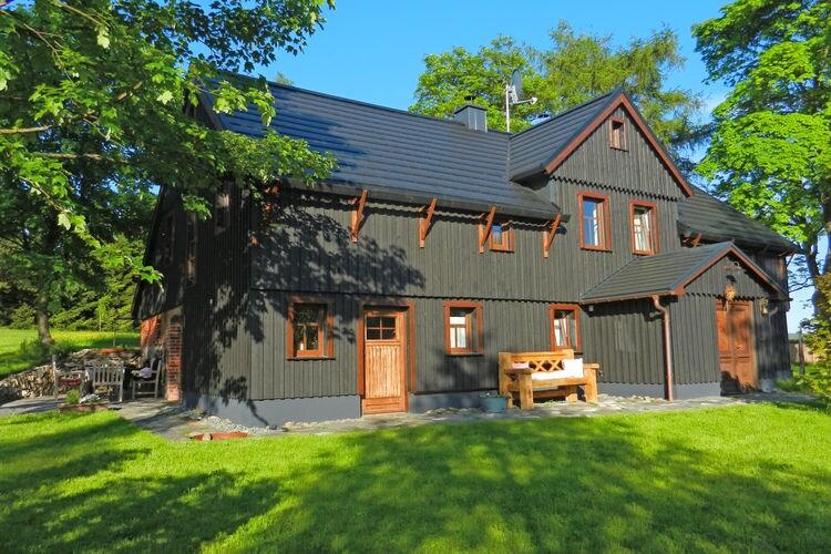 Vakantiewoning  met wifi  Klingenthal  Uniek huis in het Vogtland met open architectuur en bijzondere sfeer