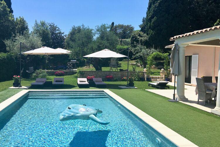 Villa Frankrijk, Provence-alpes cote d azur, Grasse Villa FR-06130-22