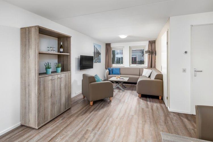 Vakantiehuizen Nederland | Zeeland | Bungalow te huur in Renesse   met wifi 6 personen