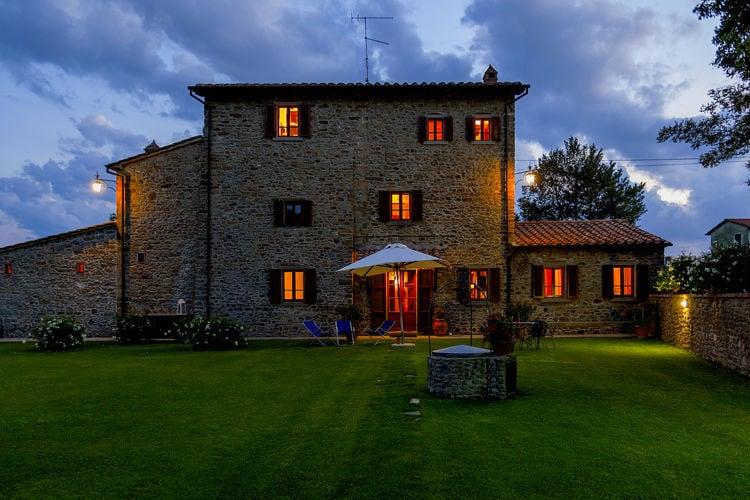 Villa Italië, Toscana, Cortona Villa IT-52044-277