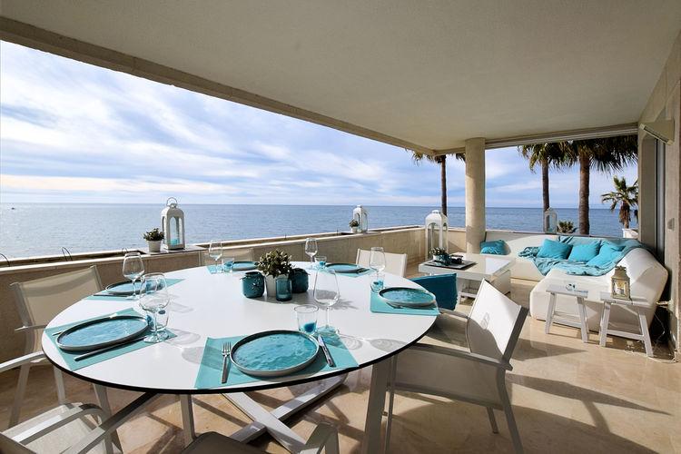 Appartement met zwembad met wifi  EsteponaLos Granados Playa 111