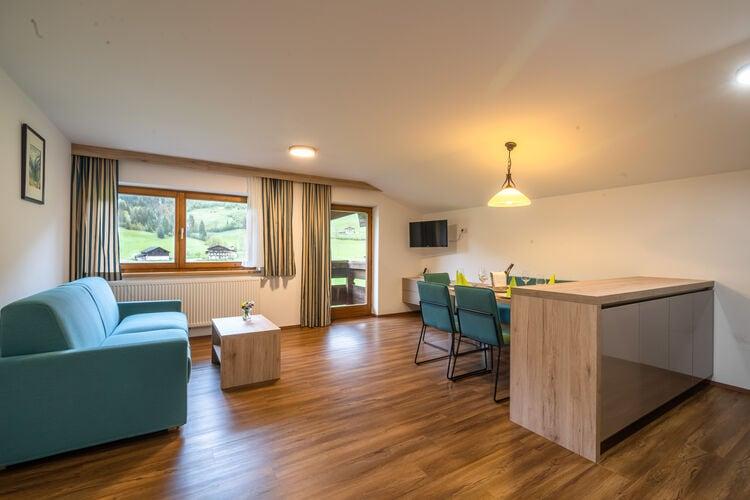 Vakantiehuizen Oostenrijk | Salzburg | Appartement te huur in Wald-im-Pinzgau met zwembad  met wifi 8 personen