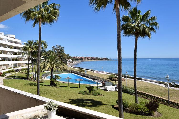 Appartement met zwembad met wifi  Costa del SolLos Granados Playa 112