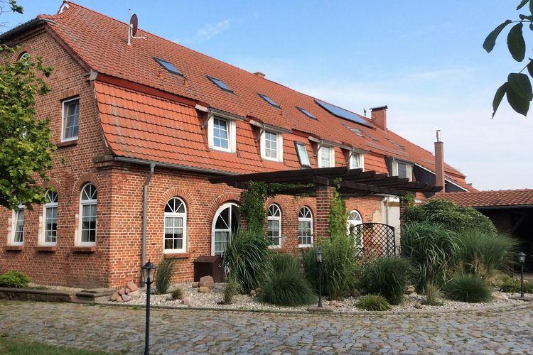 Vakantiehuis  met wifi  GrundshagenFliehburg