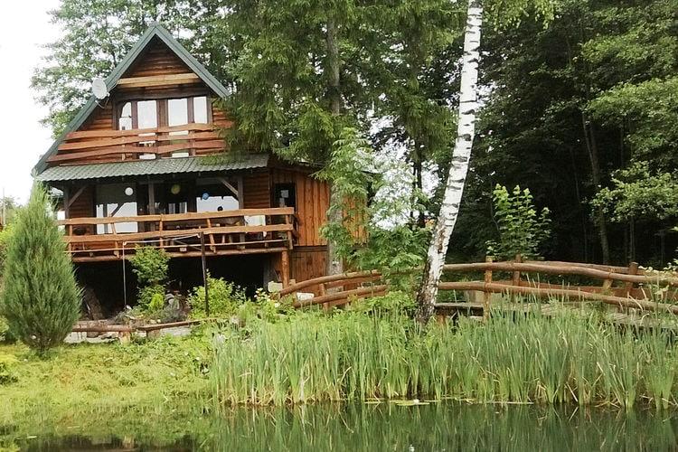 Vakantiehuizen Polen | Podl | Vakantiehuis te huur in Suchowola   met wifi 6 personen
