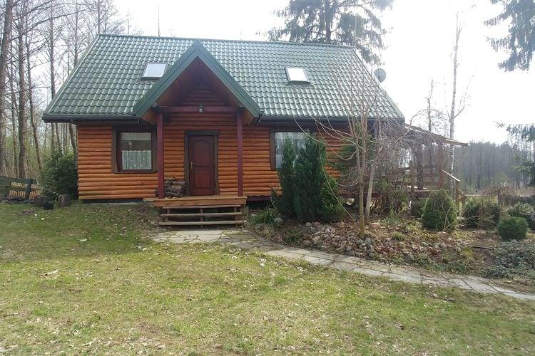 Polen | Podl | Vakantiehuis te huur in Suchowola   met wifi 6 personen