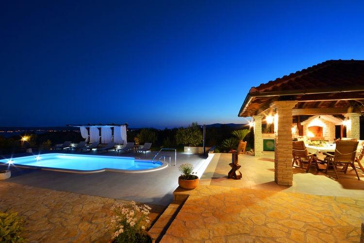 Villa Kroatië, Dalmatie, Kaštel Lukšić Villa HR-00010-65