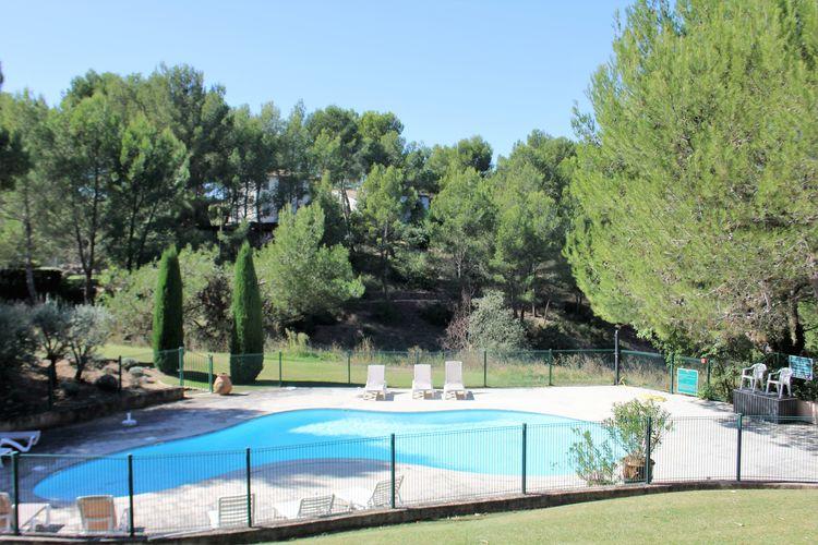 Vakantiehuis met zwembad met wifi  Mallemort  maison Gijanne