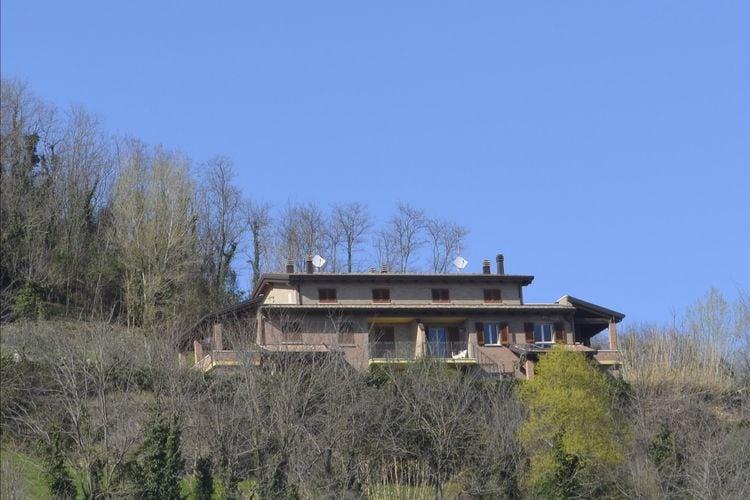 Italie | Emilia-romagna | Villa te huur in Montecolombo-Montescudo   met wifi 9 personen