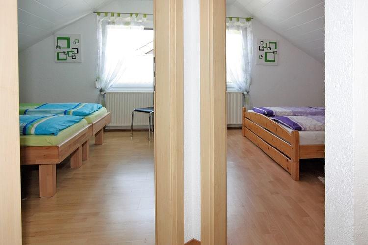 Vakantiewoning Duitsland, Bodensee, Pfullendorf Appartement DE-88630-03