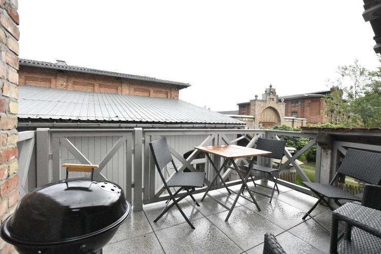 Vakantiehuizen Duitsland | Ostsee | Appartement te huur in Kropelin-OT-Detershagen   met wifi 7 personen