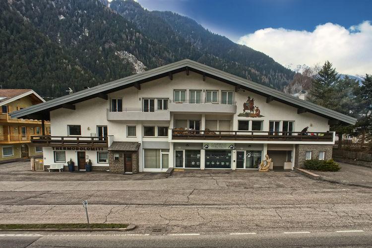 Vakantiehuizen Italie | Trentino-alto-adige | Appartement te huur in Predazzo   met wifi 8 personen