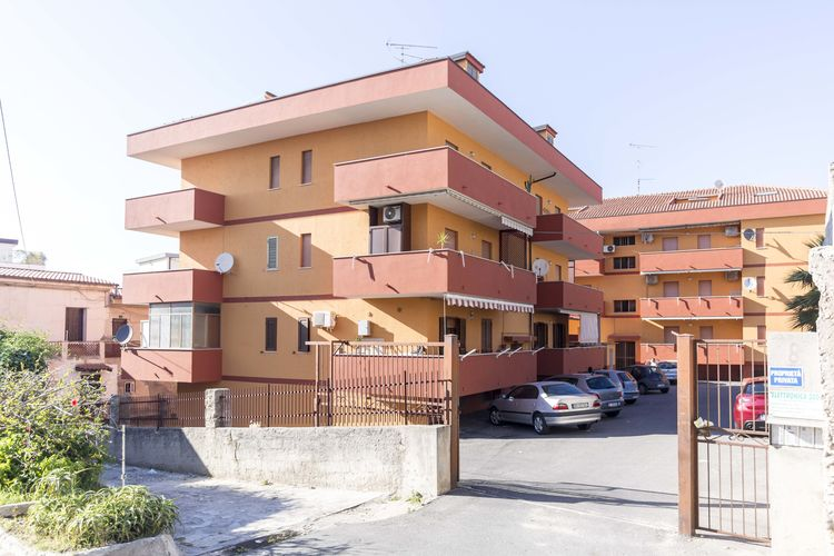 Appartement  met wifi  BasilicataGaia