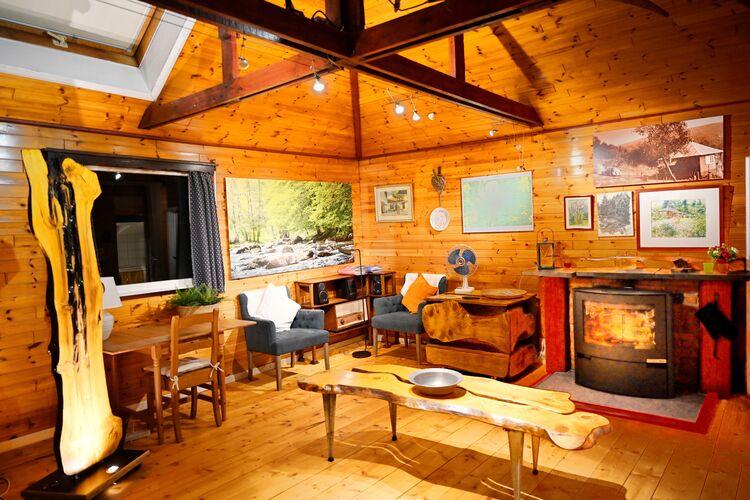 Vakantiehuizen Belgie | Luik | Chalet te huur in Aywaille   met wifi 2 personen