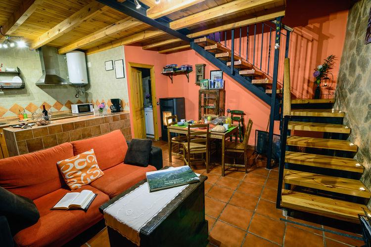 vakantiehuis Spanje, Castilla Y Leon, Benllera, Carrocera, León vakantiehuis ES-00013-28