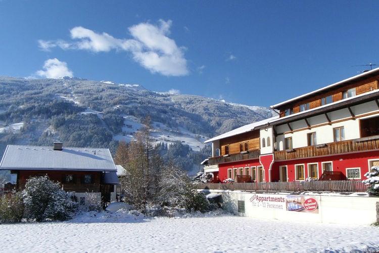 Vakantiehuizen Oostenrijk | Tirol | Appartement te huur in Stumm-Kaltenbach met zwembad  met wifi 4 personen