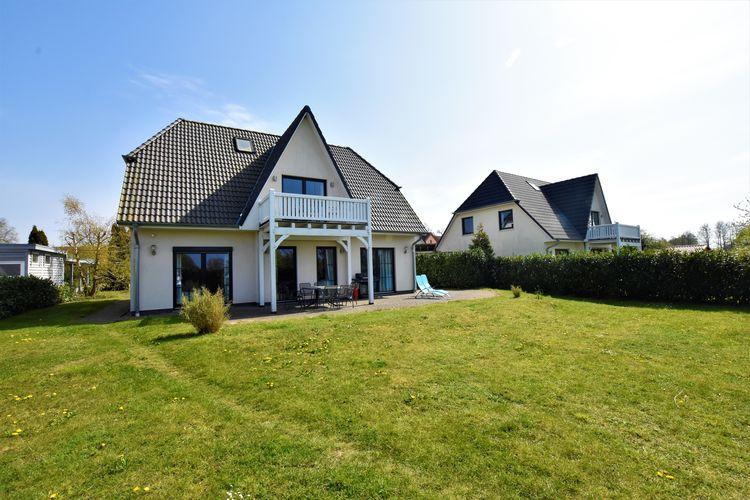 Vakantiehuizen Duitsland | Ostsee | Appartement te huur in Bastorf   met wifi 6 personen