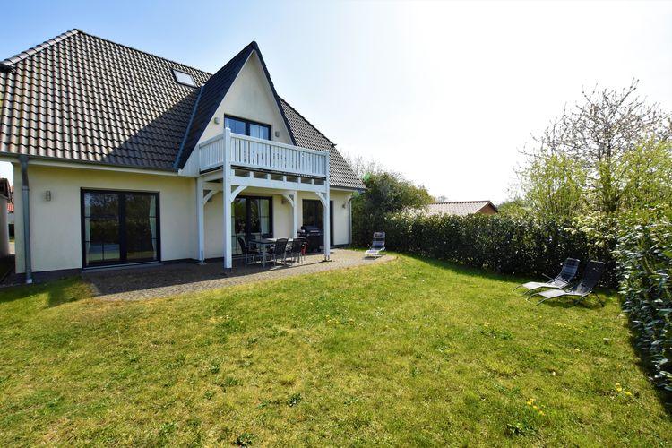 Duitsland | Ostsee | Appartement te huur in Bastorf   met wifi 4 personen