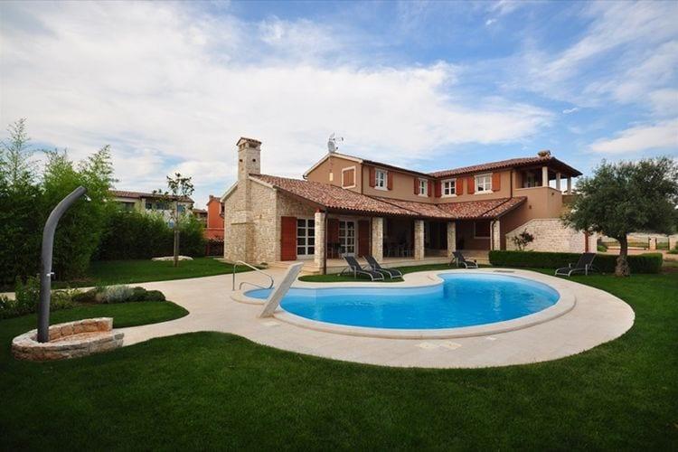 Villa Santa Domenica  Istria Croatia