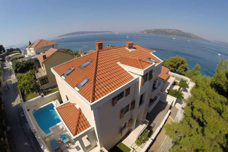 Villa Mustra  Islands Croatia