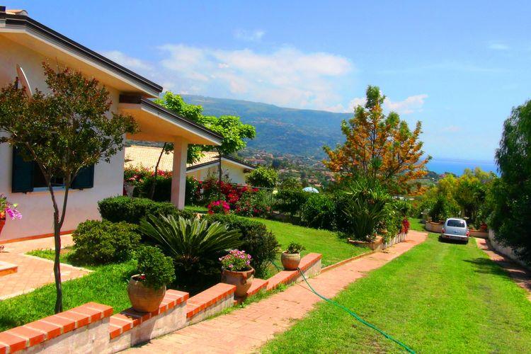 Appartement  met wifi  BasilicataVilla Ferraro