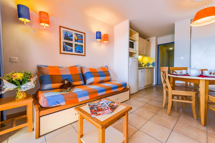 Appartement Frankrijk, Languedoc-roussillon, Le Barcarès Appartement FR-66420-33