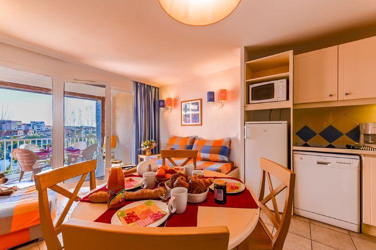 Appartement Frankrijk, Languedoc-roussillon, Le Barcarès Appartement FR-66420-34