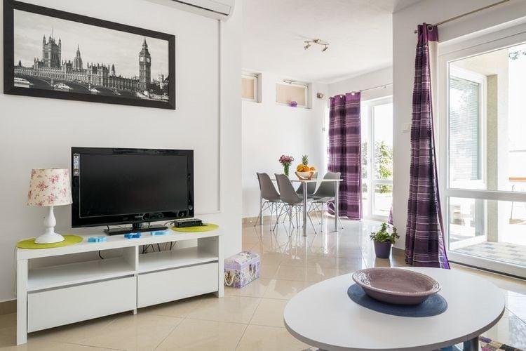 Appartement Kroatië, Dalmatie, Kastel Stafilic Appartement HR-00010-94