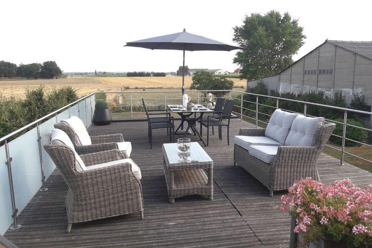 Vakantiehuizen Belgie | West-Vlaanderen | Appartement te huur in Beveren-aan-den-Ijzer   met wifi 4 personen