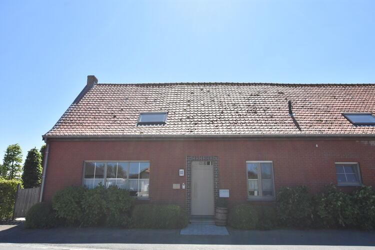 Appartement België, West Vlaanderen, Beveren aan den Ijzer Appartement BE-0011-65
