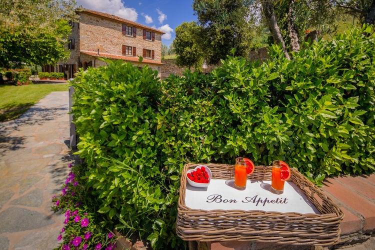 Vakantiewoning Italië, Toscana, Castiglion Fiorentino Villa IT-52043-53