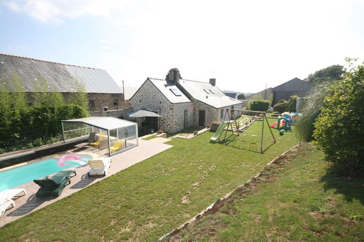 Vakantiehuizen Bretagne te huur Elliant- FR-29370-07 met zwembad  met wifi te huur