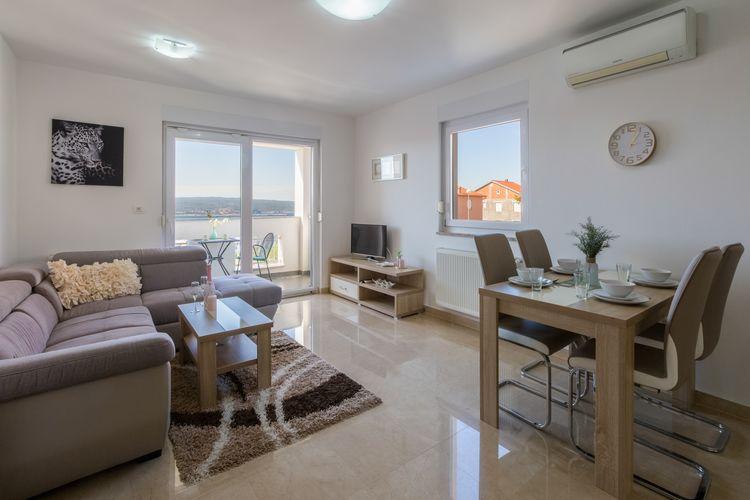 Appartement Kroatië, Kvarner, Crikvenica Appartement HR-00011-03