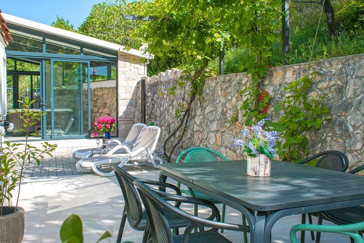 vakantiehuis Kroatië, Dalmatie, Podgora vakantiehuis HR-00011-07