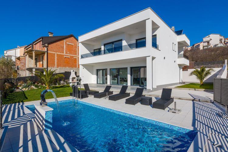 Villa Kroatië, Kvarner, Crikvenica Villa HR-00011-14