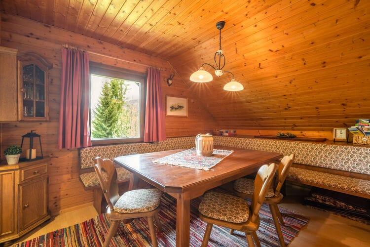 vakantiehuis Oostenrijk, Kaernten, Gnesau vakantiehuis AT-9563-12