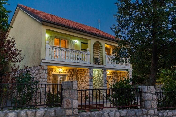 Vakantiehuizen Kroatie | Kvarner | Vakantiehuis te huur in Griane met zwembad  met wifi 8 personen