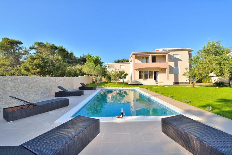 Villa Kroatië, Dalmatie, vir Villa HR-00011-22