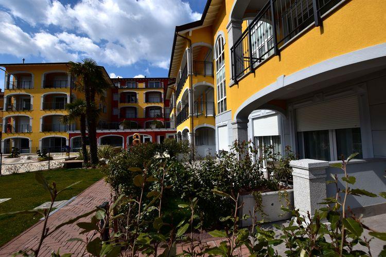 Appartement Italië, Italiaanse Meren, Lavena Ponte Tresa Appartement IT-21037-04