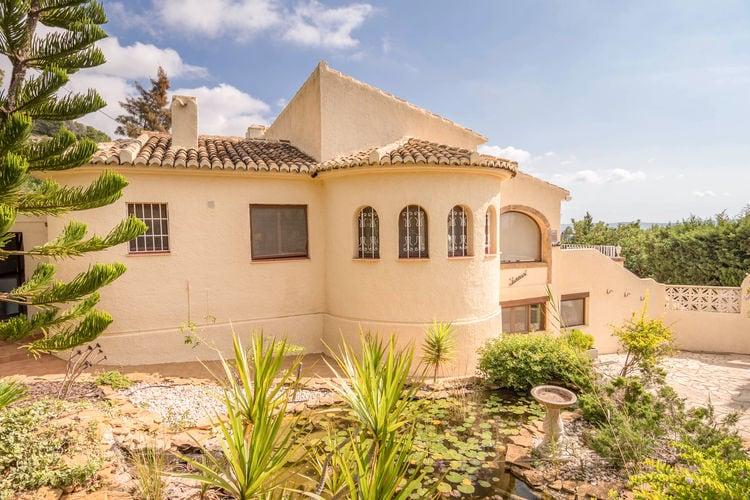 Vakantiehuizen Spanje | Costa-Blanca | Villa te huur in Javea   met wifi 6 personen