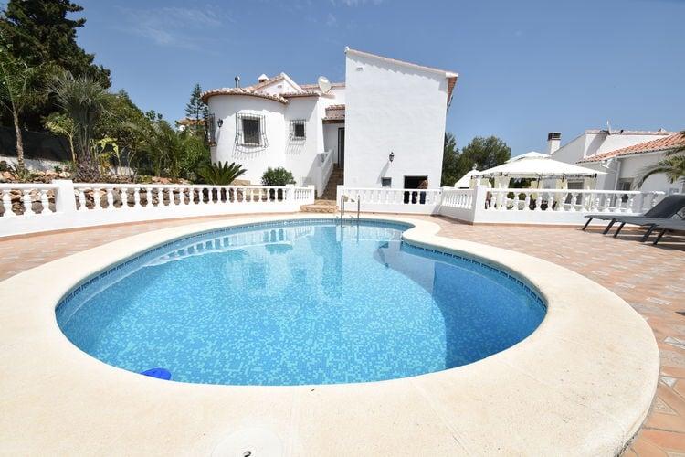 Vakantiehuizen Oliva te huur Oliva- ES-00013-75 met zwembad  met wifi te huur