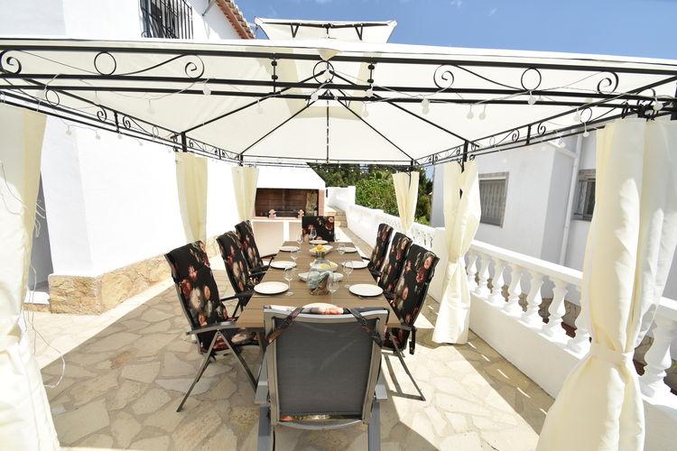 Villa Spanje, Costa Blanca, Oliva Villa ES-00013-75