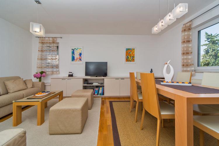 Appartement Kroatië, Dalmatie, Dubrovnik Appartement HR-00011-29