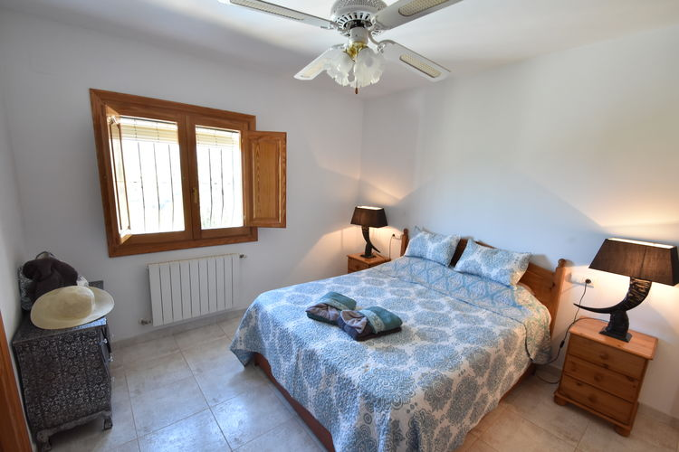 Villa Spanje, Costa Blanca, Benigembla Villa ES-00013-81