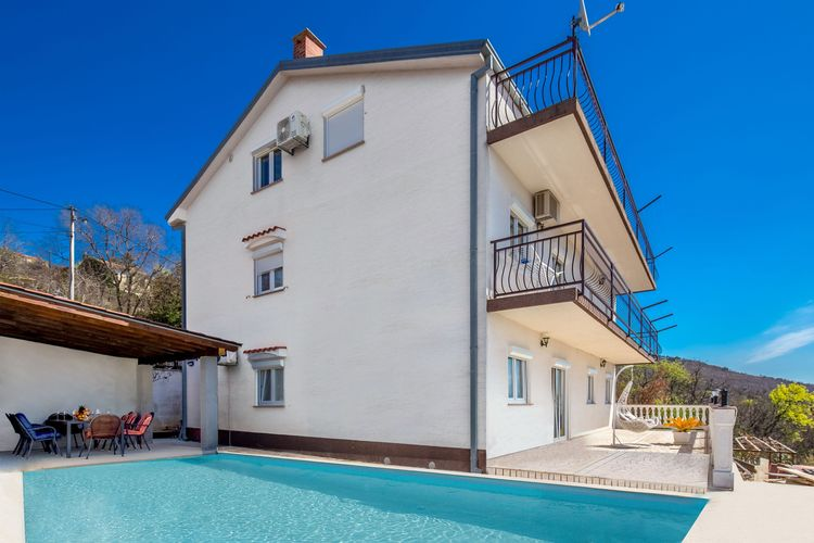 vakantiehuis Kroatië, Kvarner, Crikvenica vakantiehuis HR-00011-32